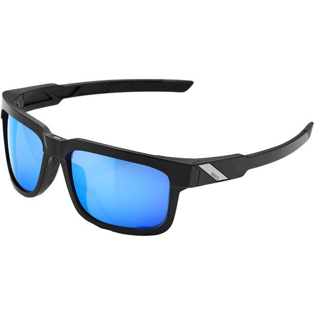 100% Type S Brille matte black