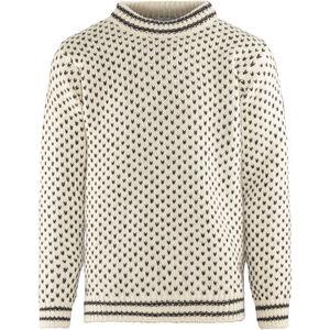 Devold Nordsjø Crew Neck Sweater Herren offwhite/anthracite offwhite/anthracite