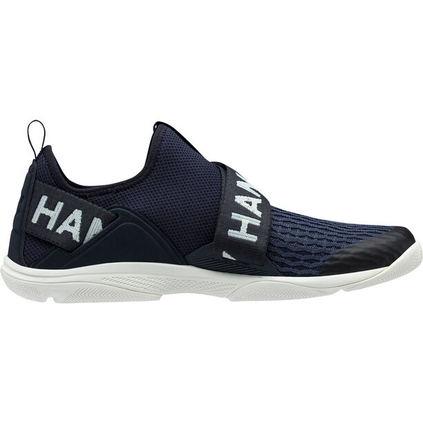 Helly Hansen Hydromoc Slip-On Shoes Damen navy/bleached aqua/off white
