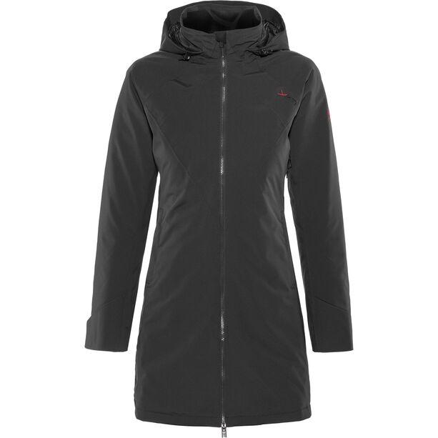 Yeti Raa Hardshell Down Coat Damen black