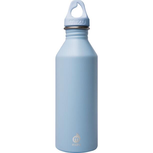 MIZU M8 Bottle with Ice Blue Loop Cap 800ml enduro ice blue