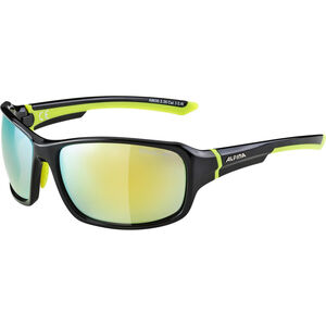 Alpina Lyron Glasses black-neon yellow black-neon yellow