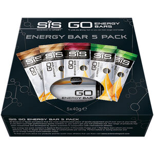 SiS GO Energy Bar Box 5x40g Mixed