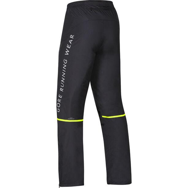 GORE RUNNING WEAR Fusion WS AS Pants Herren black