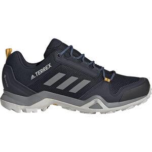 adidas TERREX AX3 GTX Schuhe Herren legend ink/grey three/active gold