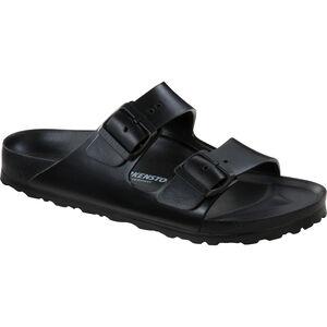 Birkenstock Arizona EVA Sandalen Damen schwarz schwarz