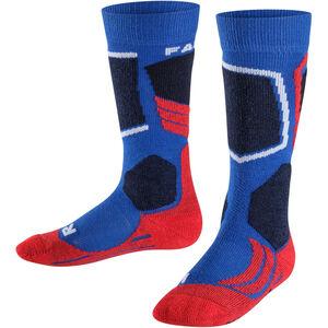 Falke SK2 Socks Kinder cobalt blue cobalt blue