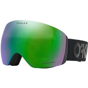Oakley Flight Deck Snow Goggles Herren black/w prizm jade iridium black/w prizm jade iridium