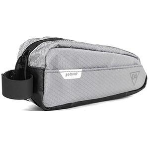 WOHO X-Touring Top-Tube Bag honeycomb iron grey honeycomb iron grey