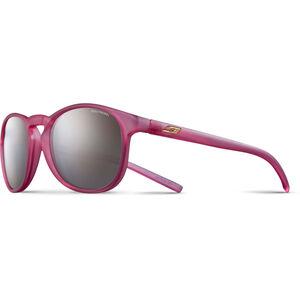 Julbo Fame Spectron 3+ Sunglasses 10-15Y Kinder matt translucent pink-gray flash silver matt translucent pink-gray flash silver