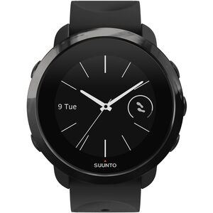 Suunto 3 Fitness Watch all black all black