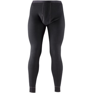 Devold Expedition Long Johns with Fly Herren black black