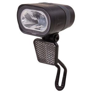 spanninga Axendo 40 XE Front Light for E-Bikes StVZO black black