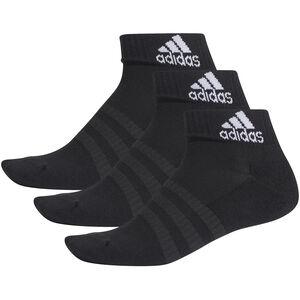 adidas Cush Socken Knöchelhoch 3er Pack Herren black/black/black black/black/black
