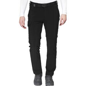 Maier Sports Torid Slim Zip-Off Pants Herren black black