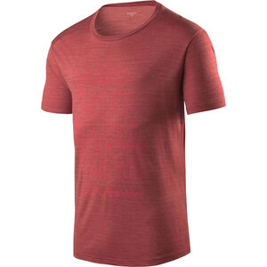 Houdini Activist Message Tee Herren hut red hut red