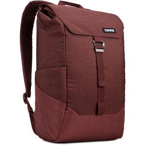 Thule Lithos 16 Backpack dark burgundy dark burgundy