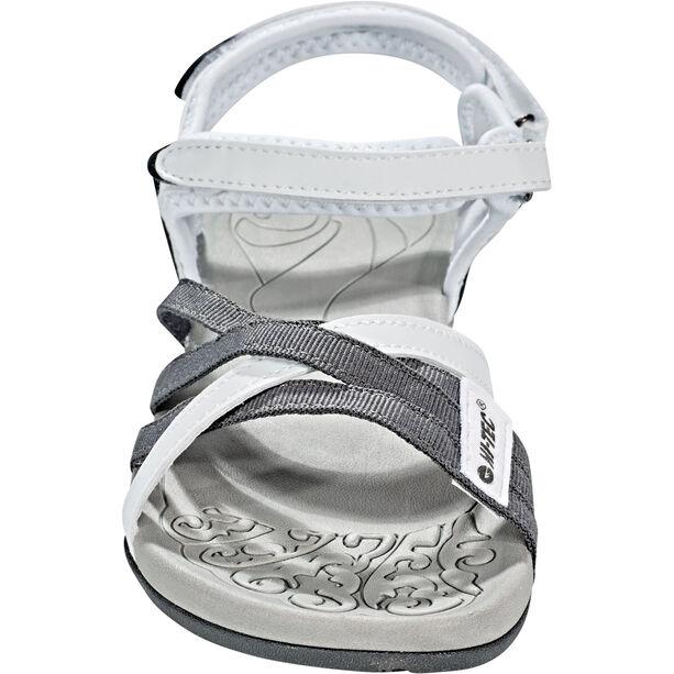 Hi-Tec Savanna II Sandals Damen white/grey