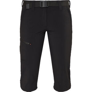 Maier Sports Inara Slim 3/4 Pants Damen black black