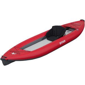 NRS STAR Paragon XL Inflatable Kayak 13