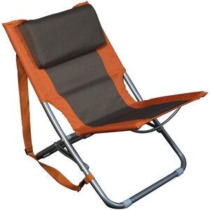 Relags Travelchair Beach orange/braun orange/braun