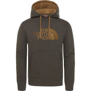 The North Face Drew Peak Pullover Hoodie Herren new taupe green/britsh khaki