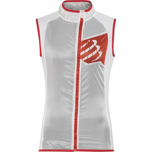 Compressport Trail Hurricane Vest Herren white white
