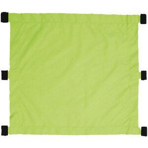 Croozer Sonnenschutz für Kid Plus / Kid for 2 Kinder meadow green meadow green