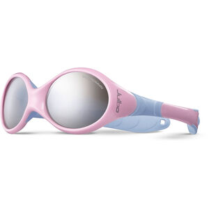 Julbo Looping II Spectron 4 Sunglasses 12-24M Kinder pink/blue-gray flash silver pink/blue-gray flash silver