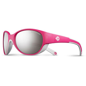 Julbo Lily Spectron 4 Sunglasses 4-6Y Kinder fuchsia/light gray-gray flash silver fuchsia/light gray-gray flash silver