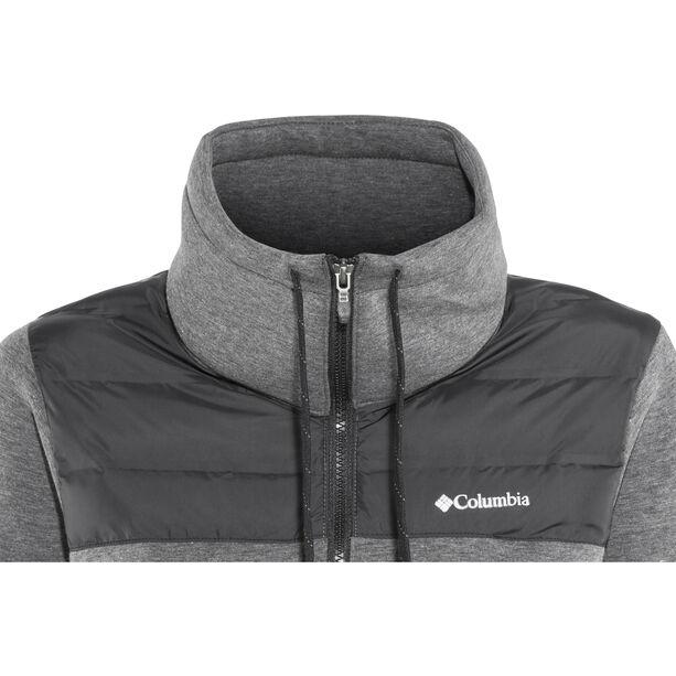 Columbia Northern Comfort Hybrid Jacke Damen black