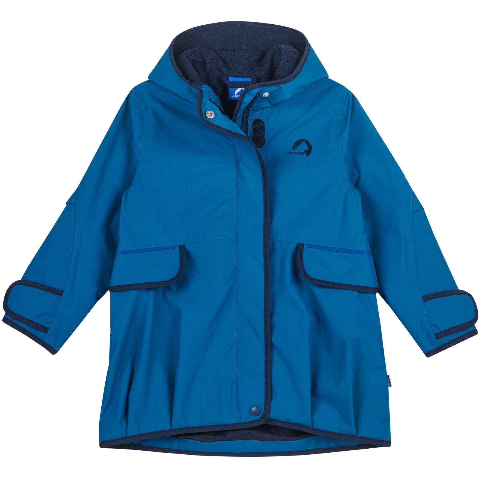 FINKID TALVI WINTERJACKE Fleece Gr. 100 110 neu EUR 119