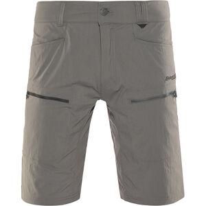 Bergans Utne Shorts Herren solid dark grey/solid charcoal