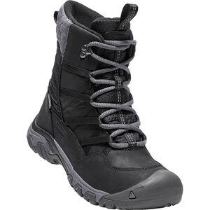 Keen Hoodoo III Lace Up Shoes Damen black/magnet black/magnet