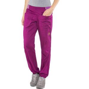 La Sportiva Tundra Pants Damen plum plum