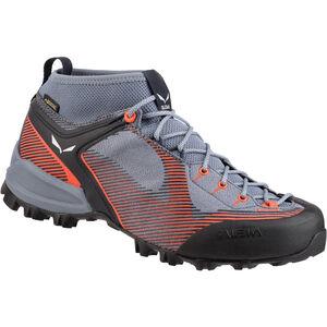 SALEWA Alpenviolet GTX Shoes Damen blue fog/fluo coral