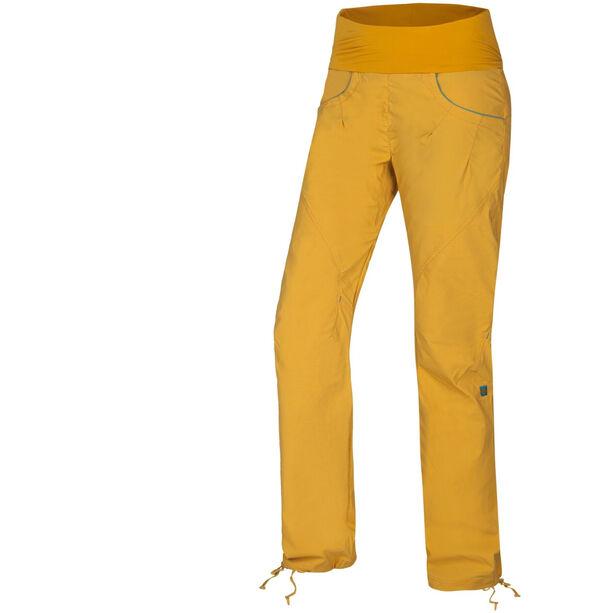 Ocun Noya Hose Damen yellow/blue