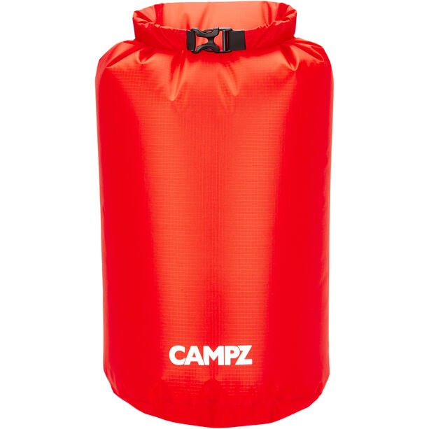 CAMPZ Dry Bag 13l rot