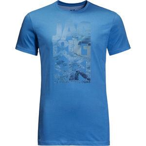 Jack Wolfskin Atlantic Ocean T-Shirt Herren wave blue wave blue