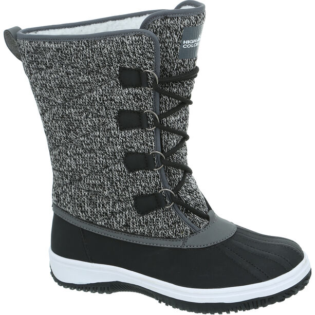 High Colorado Alessia Schuhe Damen black-grey melange