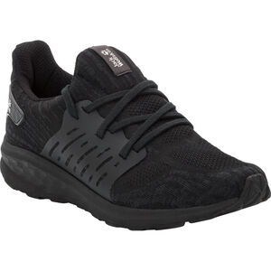Jack Wolfskin Coogee Knit Low Shoes Herren black black