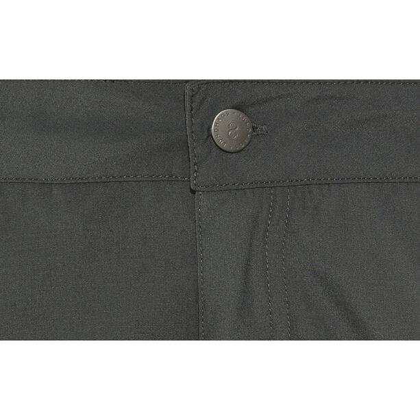Lundhags Nybo Zip-Off Pants Damen charcoal