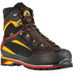 La Sportiva Trango Tower Extreme GTX Shoes Herren black/yellow black/yellow