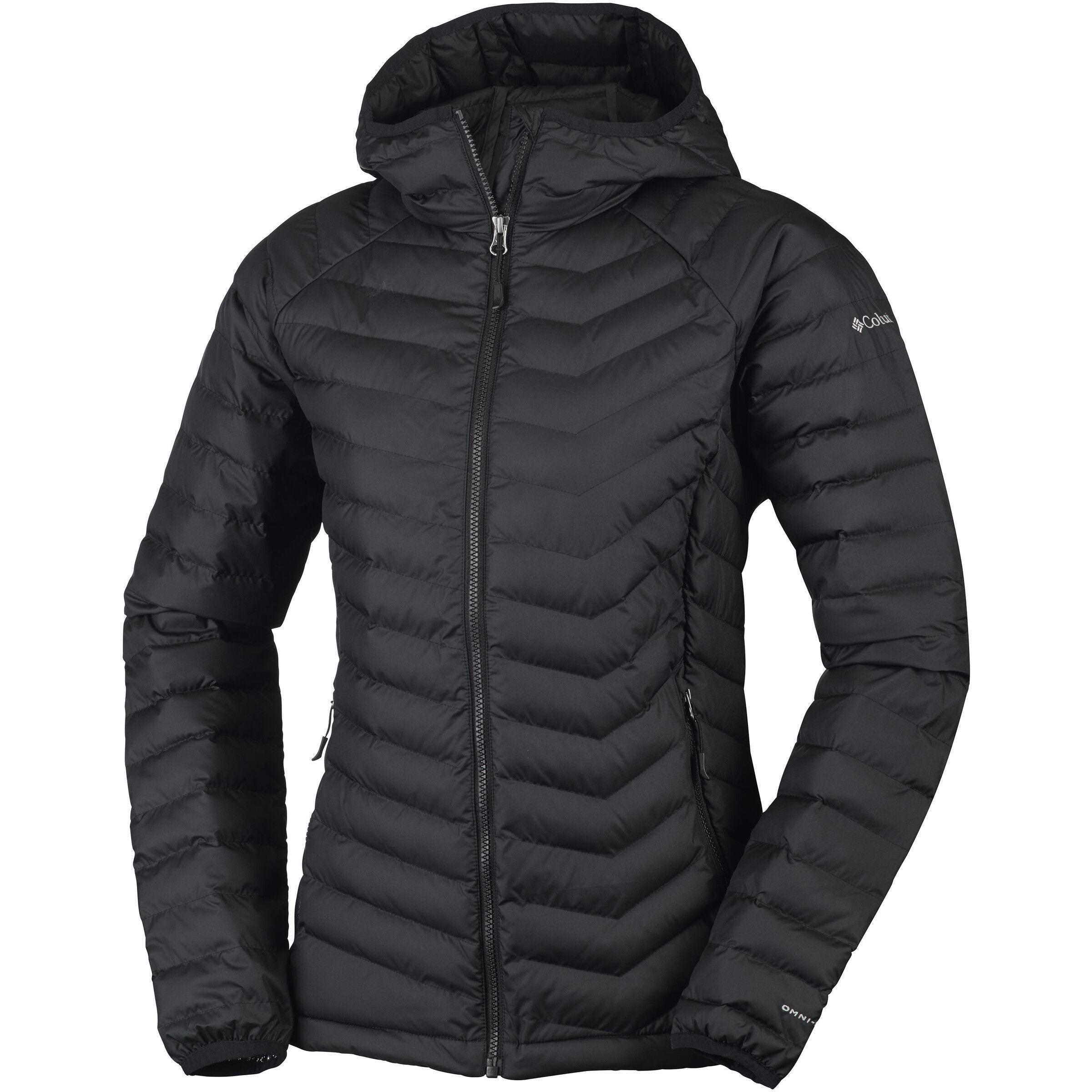 Columbia Powder Lite Hooded Jacke schwarz (Damen) ab € 49,99