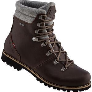 Dachstein Jakob GTX Alpine Lifestyle Shoes Herren dark brown dark brown