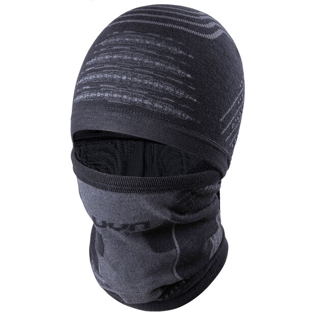 UYN Fusyon OW Integrated Cap black/anthracite/anthracite
