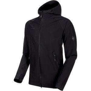 Mammut Macun SO Hooded Jacket Herren black black