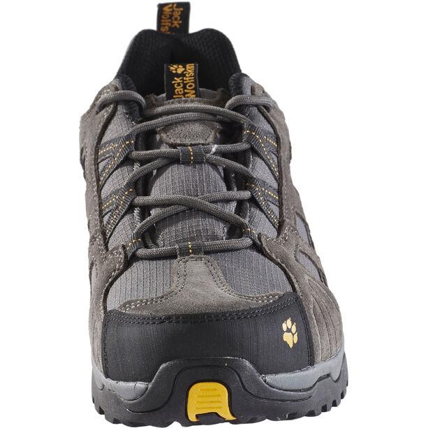Jack Wolfskin Vojo Hike Texapore Wanderschuhe Low-Cut Herren burly yellow