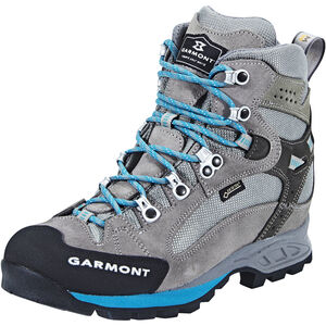 Garmont Rambler GTX Shoes Damen warm grey/aqua blue warm grey/aqua blue