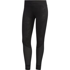 adidas Own The Run 3/4 Hose Damen black black